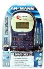 ENERGY CHECK Batterie und Akku Tester in Volt und Kapazität in % mit LCD Display