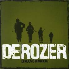DEROZER - DI NUOVO IN MARCIA CD (2004) ITALIEN PUNK