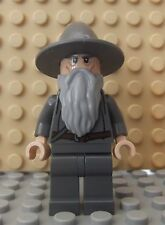 Lego Hobbitt Seigneur des Anneaux Gandalf Le Gris Mini Figurines Chapeau lor001