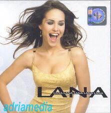 LANA CD Album 2003 Jurcevic Severina Na pola Otvori srce Otrov Sada je kasno Hit
