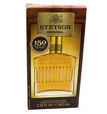 Stetson Original Cologne Splash 2.25 oz / 66.5 ml New in Box