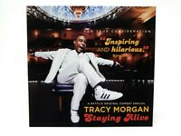Tracy Morgan Staying Alive Stand Up Comedy FYC Emmy Award Promo DVD 2017