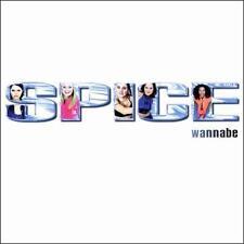 SPICE GIRLS - WANNABE [SINGLE] USED - VERY GOOD CD