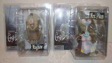 Corpse Bride MAYHEW & MRS. PLUM Action Figures McFarlane Toys Tim Burton MIP