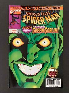 UNTOLD TALES OF SPIDER-MAN #25 MARVEL COMICS  1997 NM
