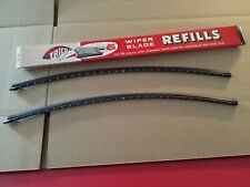 Trico RF-18 Vintage Wiper blade refills only (1 pair) fit Chevrolet, Buick, Ford