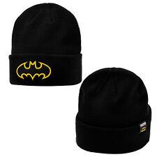 Puma Jugendliche Batman Mütze Justice League Schwarz 021729 03 A161D