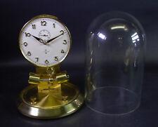 JUNGHANS ATO  - Tischuhr mit Glassturz - Magnetpendeluhr