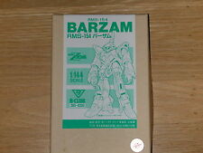 Barzam RMS-154 1/144 scale resin kit (B-Club) Zeta Gundam