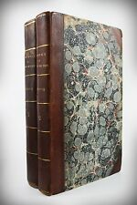 1815*JOURNAL:TOUR & RESIDENCE*GREAT BRITAIN*ENGLAND/SCOTLAND*HIGHLANDS*WALES*VG