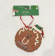 """Christmas Cookie Tree Ornament Jolly Holidays By Holiday Styles 3"""""""