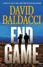 End Game (Will Robie Series) Hardcover Free shipping