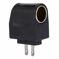 Wall Outlet To 12V DC Cigarette Lighter Car Socket Adapter cell phone charger