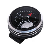 Portable Watch Band Slip Slide on Navigation Wrist Compass for Survival CampingZ