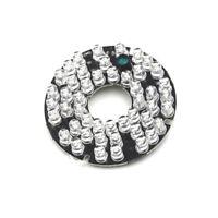 48 LED IR Infrared Illuminator 60 Degree Bulb Board For CCTV Security Camera US.
