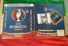 Album EURO 2016 panini EMPTY-VUOTO versione OMAGGIO ITALIA E 2 BUSTINE OMAGGIO