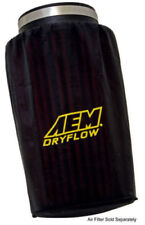 "AEM Dryflow Air Filter Wrap Pre-Filter; (6"" BASE) (5-1/4"" TOP) (9"" Tall)  New"