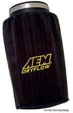 "AEM Dryflow Air Filter Wrap Pre-Filter (6"" BASE) (5-1/8"" TOP) (7-1/8"" Tall)  New"
