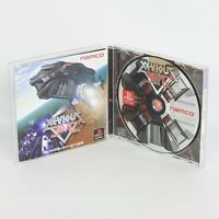 XEVIOUS 3D / G PS1 Playstation ccc p1