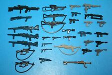 """STAR WARS VINTAGE LOOSE """"BLASTERS & RIFLES"""" 1977-1985 SOLO LEIA  CHEWY KENNER"""