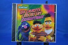 Sesame Street - De Leukste Liedjes Uit Sesamstraat CD  RARE 2003
