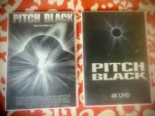 New listing Pitch Black (Ultra Hd And blu Ray Arrow Screeners