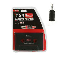 New Cassette Car Stereo Tape Adapter for iPod iPhone MP3 AUX CD Player 3.5mm Red