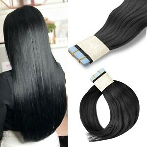 """Remy Human Hair Tape-In Extensions from Germany """" By Estrella """""""