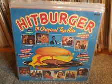 Various  – Hitburger 15 Original Top Hits (Album) (Haysi Fantayzee ua.)