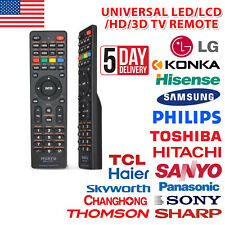 New Universal Replacement Remote Control for Sony HITACHI Toshiba TCL Television
