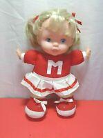 Lovee Doll Munchkin Cheers Talking Cheerleader Doll