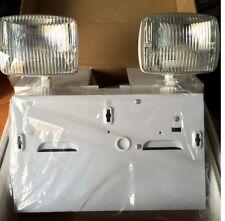MK Twin Spot Security Emergency Light 2 x 20W Halogen SURTWIN NM Bardic
