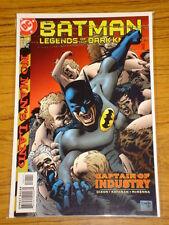 BATMAN LEGENDS OF THE DARK KNIGHT #124 VOL1 DC COMICS DECEMBER 1999