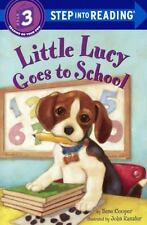 Little Lucy Goes To School (Turtleback School & Library Binding Edition) (Step i