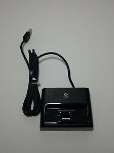 Genuine Microsoft ZUNE USB Charging Base Dock Station Model 1127