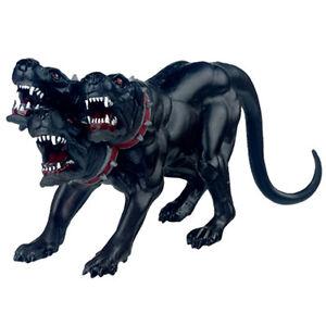 Papo Cerberus 3 Headed Dog Fantasy World Collectable Figure 38912 15cm Age 3+