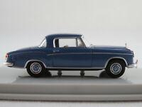 Starmada/Brekina 13503 MB 220 S Coupé (1956-1959) in fernblau 1:87/H0 NEU/OVP