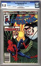 Amazing Spider-Man 240 CGC 9.8 White Vulture Canadian Price Variant