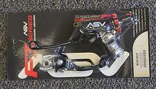 ASV F3 Brake & Clutch Lever Pro Pack Black Honda CRF250R CRF450R
