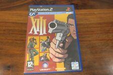XIII         ----- pour PS2  // PN