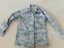 USAF ABU WOMAN'S UTILITY TOP COAT