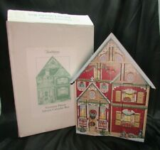 Traditions Byers 2006 Wooden Advent Calendar