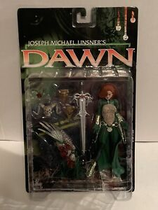 DAWN Action Figure McFarlane Toys 1999 Joseph Michael Lisner Cry for dawn