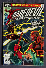 DAREDEVIL #168 (JAN. 1981) / NM- / 1ST APP ELEKTRA / 1ST EDITION / SINGLE OWNER