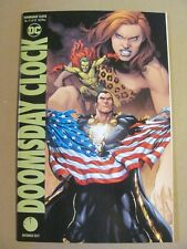 Doomsday Clock #11 DC 2017 Series Watchmen Gary Frank Variant 9.6 Near Mint+