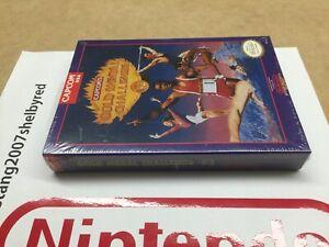 Capcom Gold Medal Challenge Nes Nintendo Factory Sealed NOS VGA WATA ??
