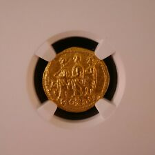 Thracian/Scythian Gold Stater Coson (1st Century BC)  MS* NGC