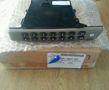 NUOVA JAGUAR S-Type tastierino telefonico Dialer unità xr818822 AEK Genuine PART