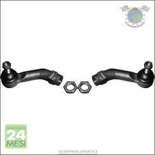 2x Kit Testina scatola sterzo Dx+Sx Moog ALFA ROMEO SPIDER BRERA 159 #bk
