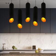 Bar Pendant Light Kitchen Black Chandelier Lighting Home Modern Ceiling Lights